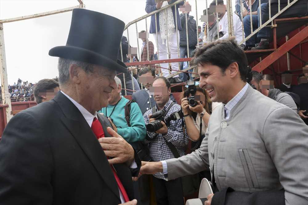 """Fran Rivera: """"Te voy a echar de menos tío José"""""""