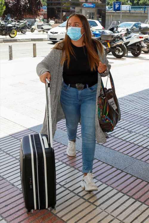 "Rocío Flores zanja la polémica sobre su viaje a Sierra Nevada: ""No he hecho nada ilegal"""