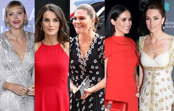 ¿Cuánto gastan las royals en ropa, al año?
