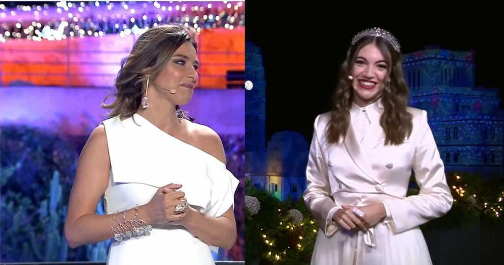 Los dos nuevos rostros de las Campanadas: Sandra Barneda y Ana Guerra