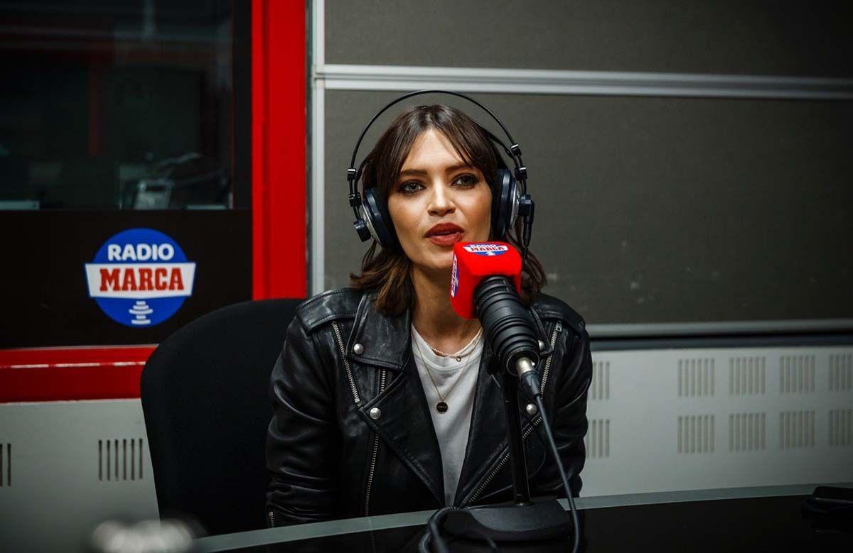 Sara Carbonero aplaza su vuelta a la radio por culpa de la nieve