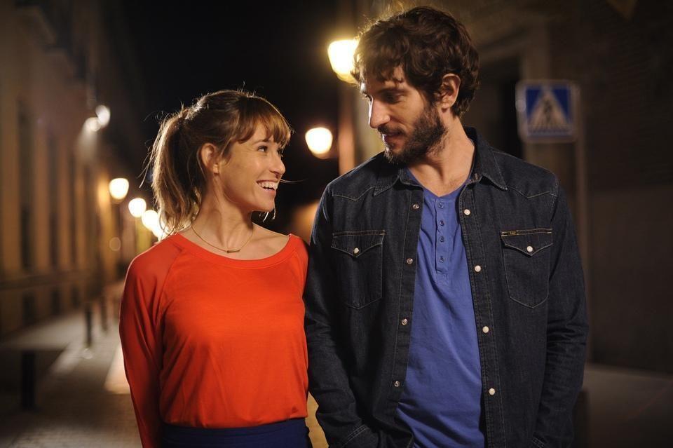 'Sexo fácil, películas tristes', con Quim Gutiérrez y Marta Etura, en 'Versión española'
