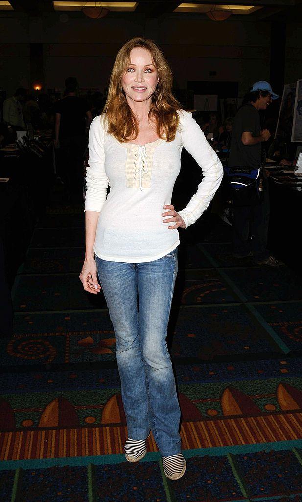 Fallece Tanya Roberts, chica Bond y una de 'Los ángeles de Charlie'