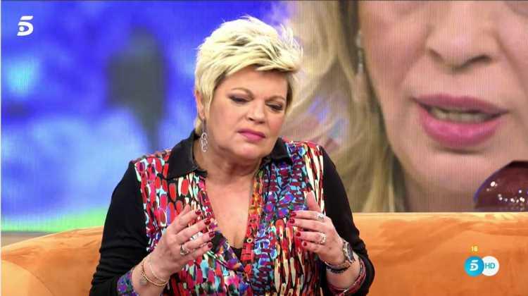 Terelu Campos desvela el infierno que vivió junto a su madre a manos de una acosadora
