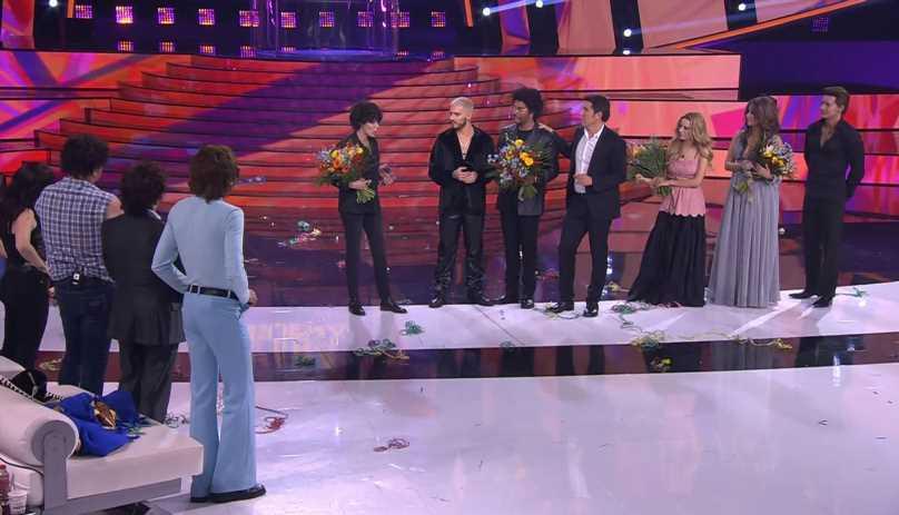 El público elige al ganador de 'Tu cara me suena' en directo