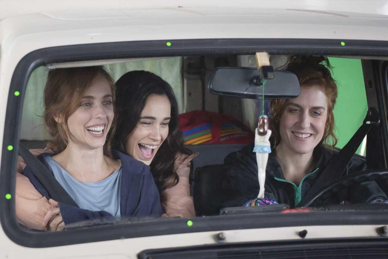 'Vida perfecta' termina el rodaje de la temporada 2 y la historia viaja a EE.UU. con HBO Max