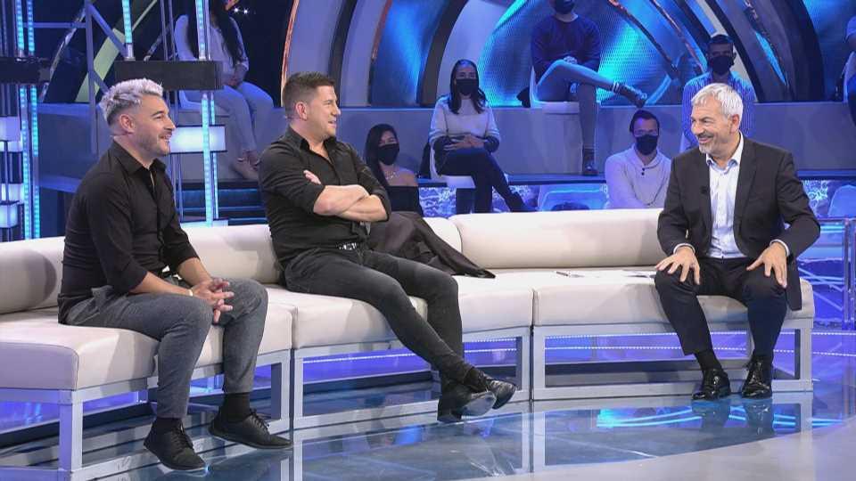 Ana Mena, Andy y Lucas, protagonistas en 'Volverte a ver'