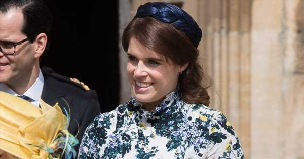 Eugenia de York dio a luz por cesárea a causa de la escoliosis que sufrió de niña