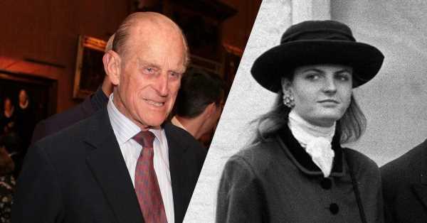 La rápida reacción del duque de Edimburgo cuando se le rompieron los tirantes del vestido a la novia de su sobrino