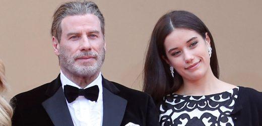 Así es Ella, la hija actriz de John Travolta (y su inesperada compañera de baile en la Super Bowl)