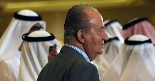 El rey Juan Carlos y Zarzuela desmienten los rumores sobre su estado de salud