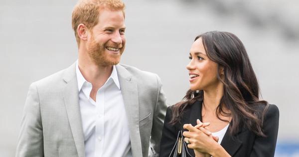 Meghan Markle y Harry concederán su primera entrevista en televisión a Oprah Winfrey