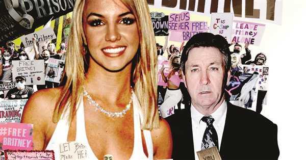Conspiración, misterio y locura: la lucha de Britney Spears por recuperar el control de su vida (que su padre le arrebató)