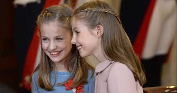 Leonor y Sofía, iconos de estilo según Vogue Italia: Es hora de seguirles la pista