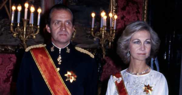 La noche en la que Juan Carlos de Borbón se prometió que moriría en España