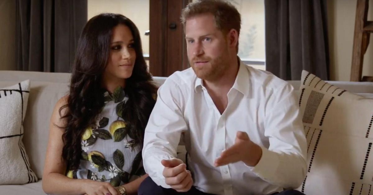 Meghan escoge un vestido de Oscar de la Renta de 3.000 euros para su reaparición con Harry tras el comunicado de Buckingham