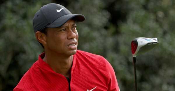 Tiger Woods, ingresado tras sufrir un aparatoso accidente de coche en Los Ángeles
