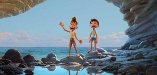 Pixar adelanta el verano con el primer tráiler de 'Luca', su nueva película
