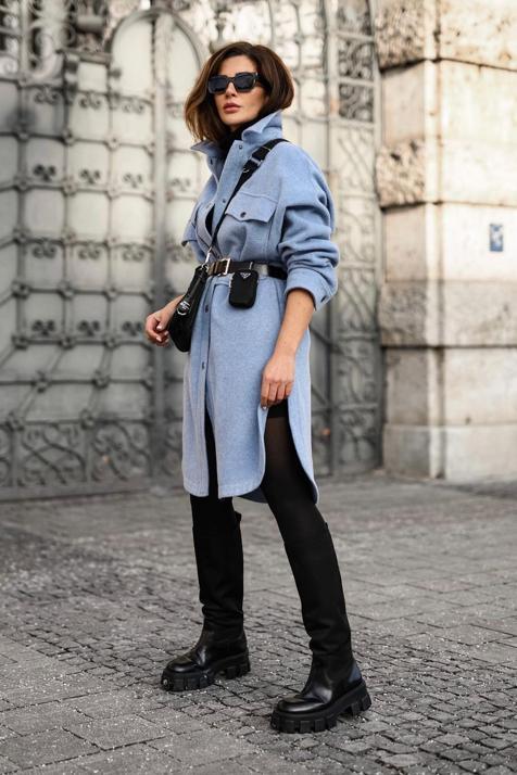 El abrigo de Pull&Bear que solo se vende en su web y cuesta menos de 20 euros