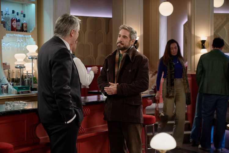 Gorka se encara a Juan; 'Amar es para siempre'