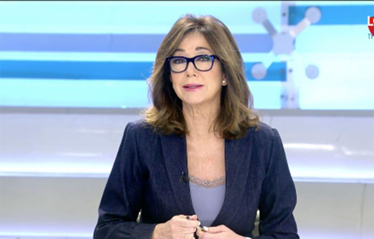Ana Rosa Quintana y su look 'remember' que arrasa hoy en día