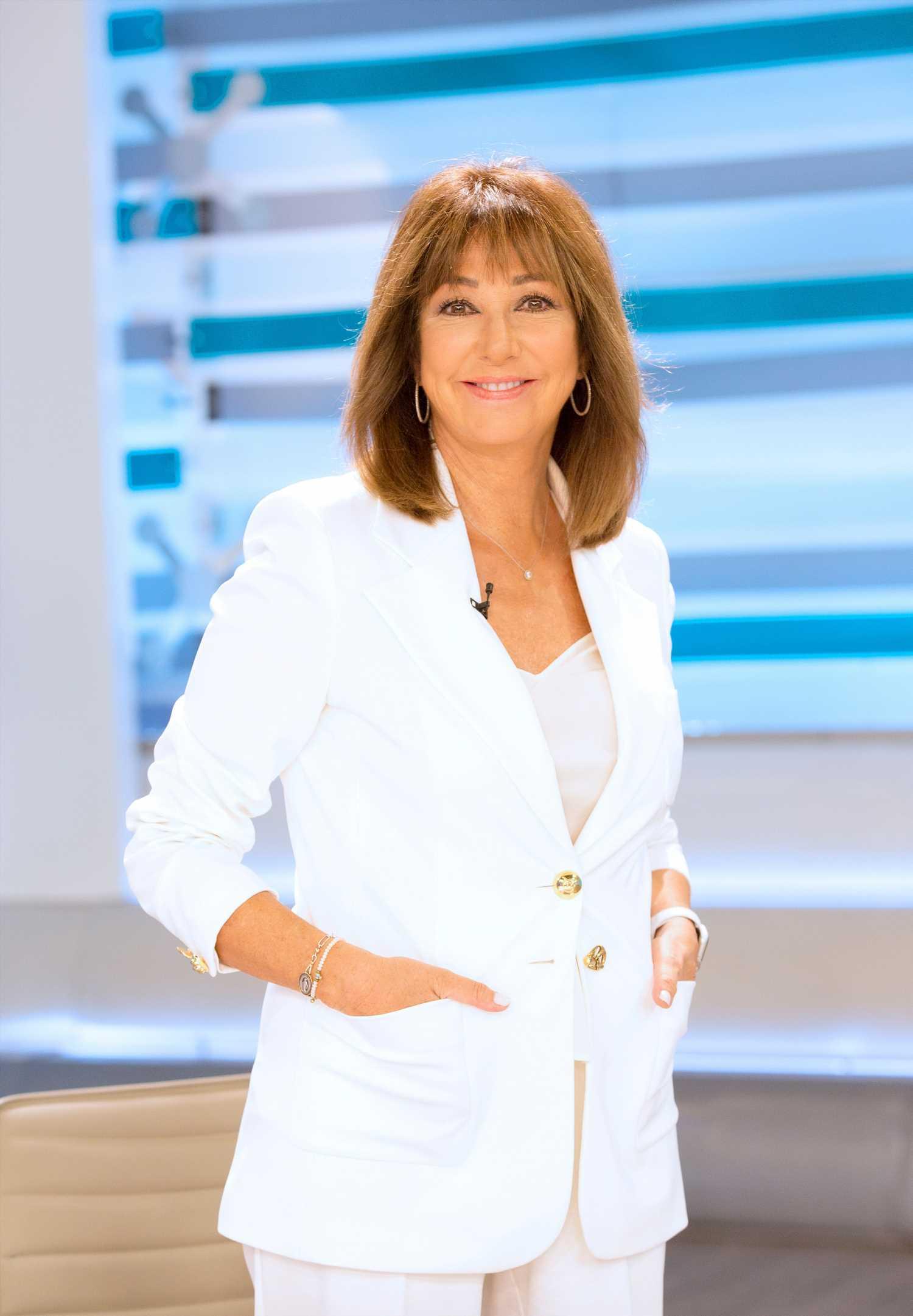 """Ana Rosa Quintana no piensa en retirarse: """"Los 65 años no son la tercera edad"""""""