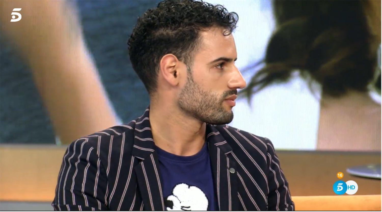 """Asraf reacciona a las declaraciones de Isa P: """"Yo lo veo normal, haría lo mismo por mi madre"""""""