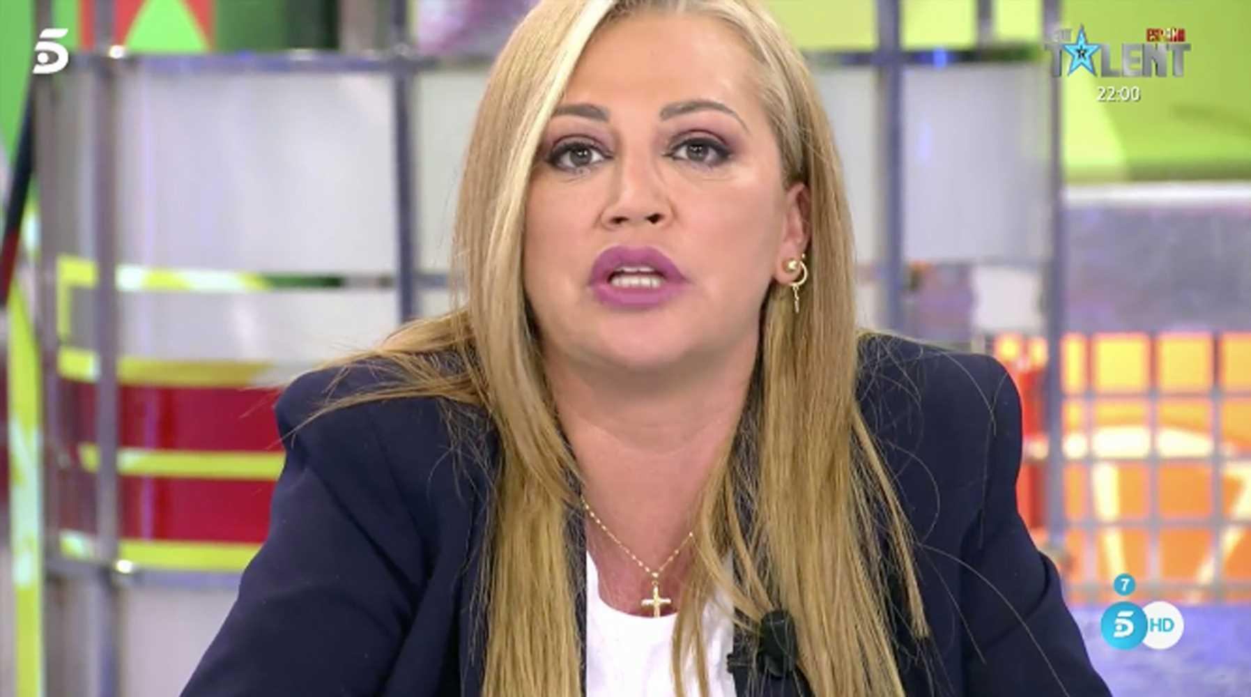 """Belén Esteban advierte a María José Campanario: """"Se puede liar la tercera guerra mundial"""""""
