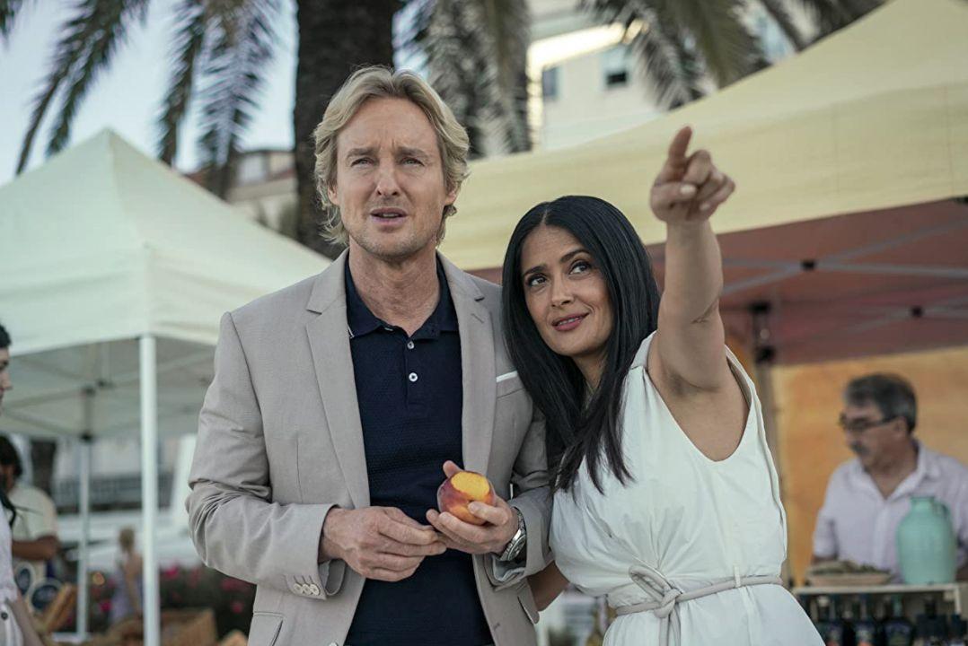 'Felicidad', la película romántica con Salma Hayek y Owen Wilson