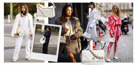 Tendencia bolsos blancos: cuál elegir y cómo combinarlo en 2021