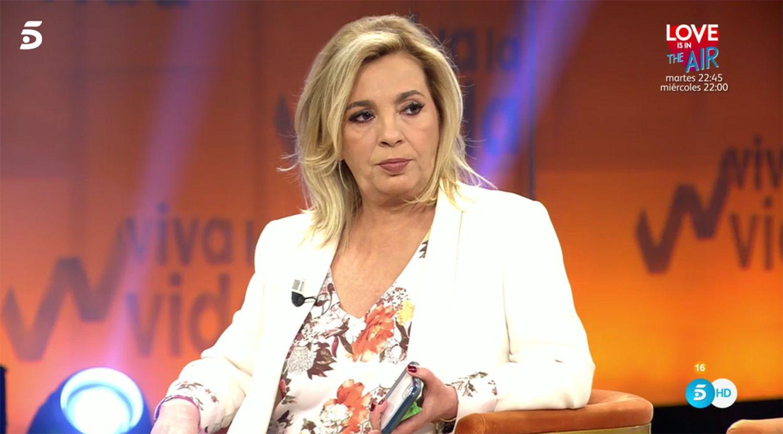 """Carmen Borrego sobre su polémica con Alejandra: """"He llorado de impotencia"""""""