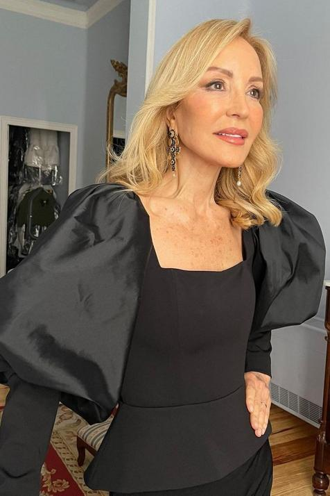 Carmen Lomana tiene la base de maquillaje antiarrugas perfecta para usar a los 50, a los 60 y a los 70 ¡y está rebajada!