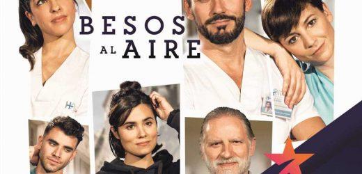 'Besos al aire': el reparto completo de la primera serie española de Disney Plus