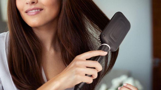 Este cepillo te deja el pelo liso en solo 5 minutos y ahora está rebajado en Amazon