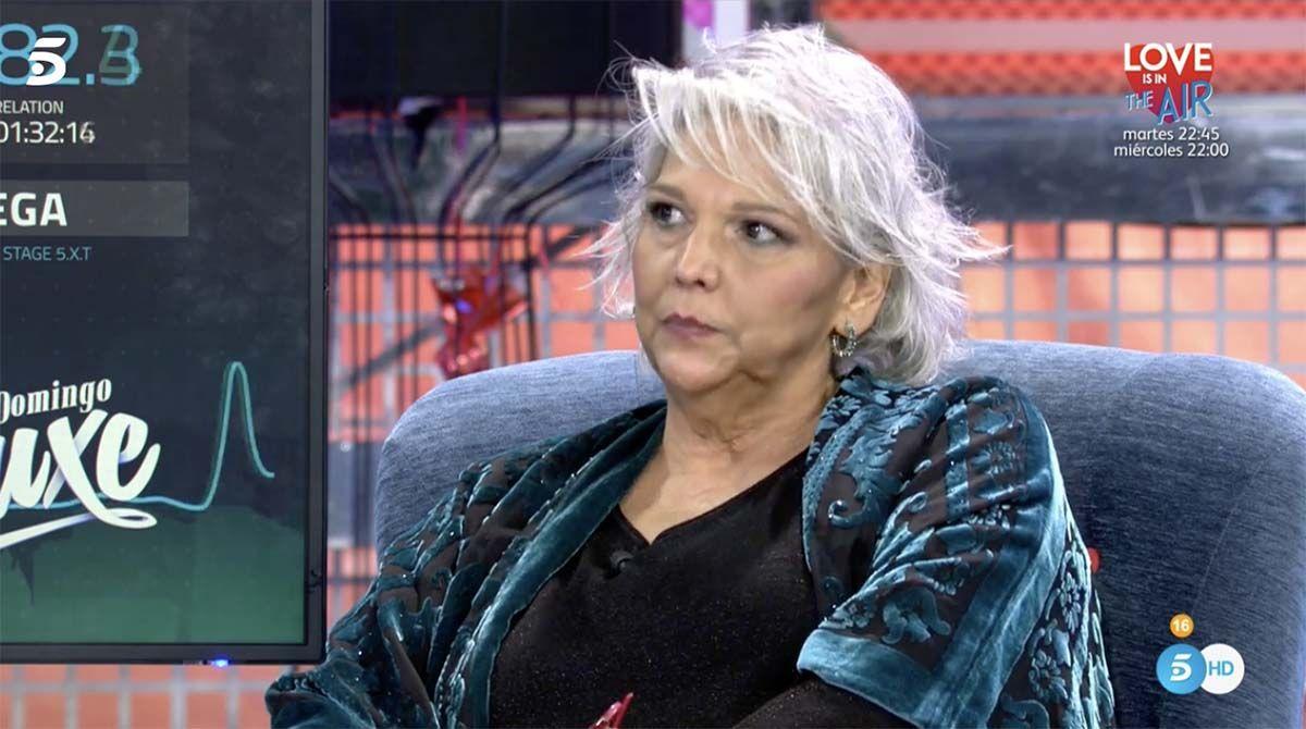 Charo Vega desvela cómo se sintió Isabel Pantoja tras distanciarse de María del Monte