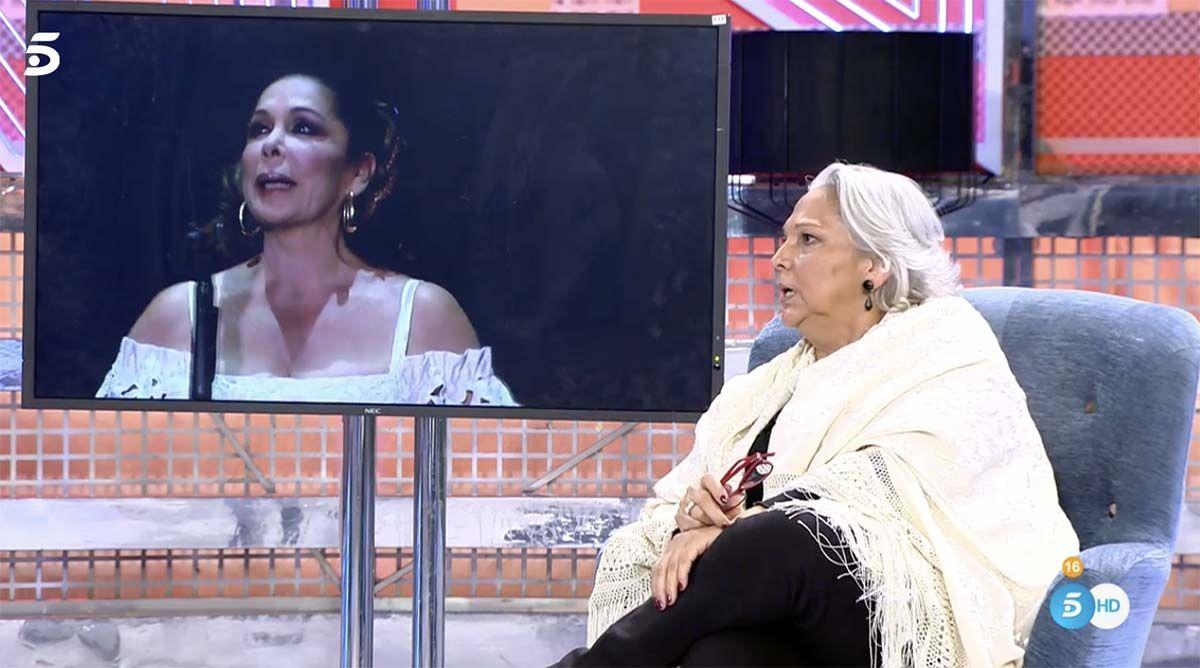 Charo Vega desvela todo lo que piensa sobre el conflicto entre Kiko Rivera e Isabel Pantoja