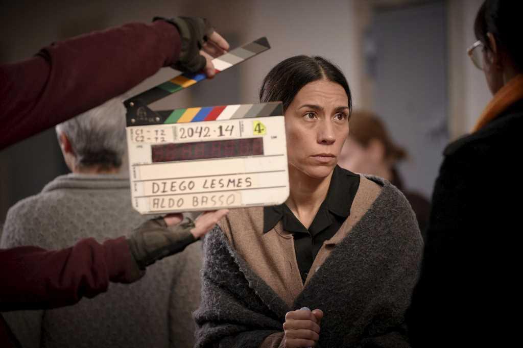 Así se grabaron las escenas de la cárcel en 'Amar es para siempre'