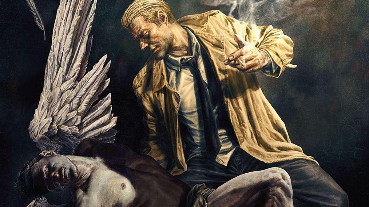 'Constantine': HBO prepara una serie con nuevo protagonista