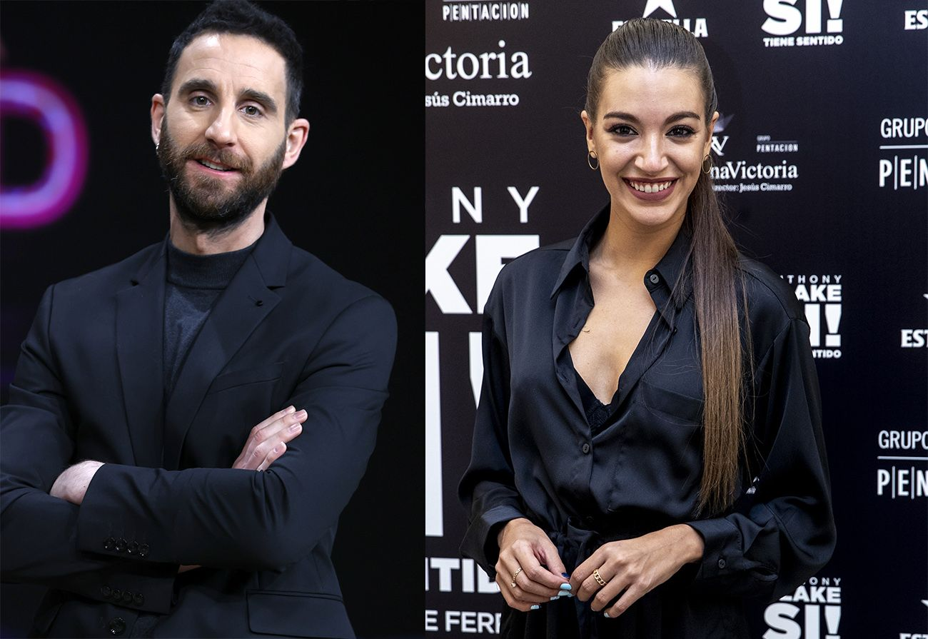 Dani Rovira y Ana Guerra: Los rumores que apuntan a que podrían ser más que amigos