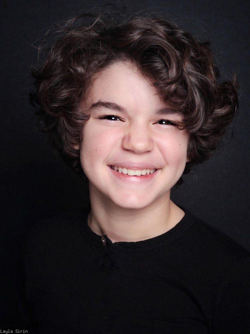 'Mi Hija': quién es Deniz Ali Cankorur, el pequeño Mertcan de la serie turca de Antena 3