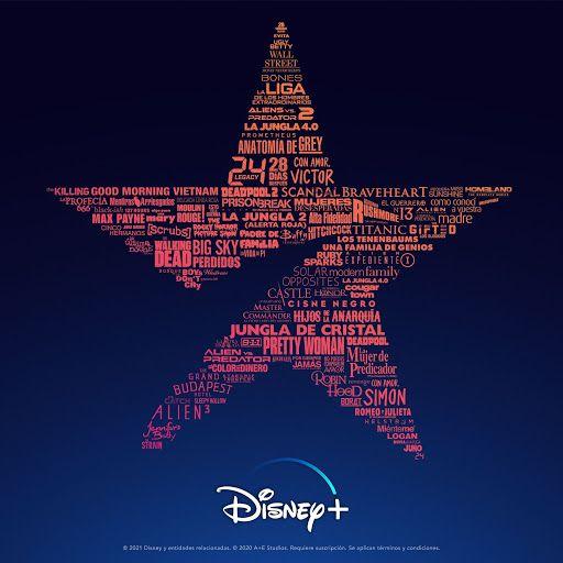 Disney Plus Star: catálogo, precio y contenido en España