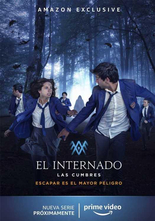 'El Internado Las Cumbres': reparto, actores, personajes y estreno de la temporada 2