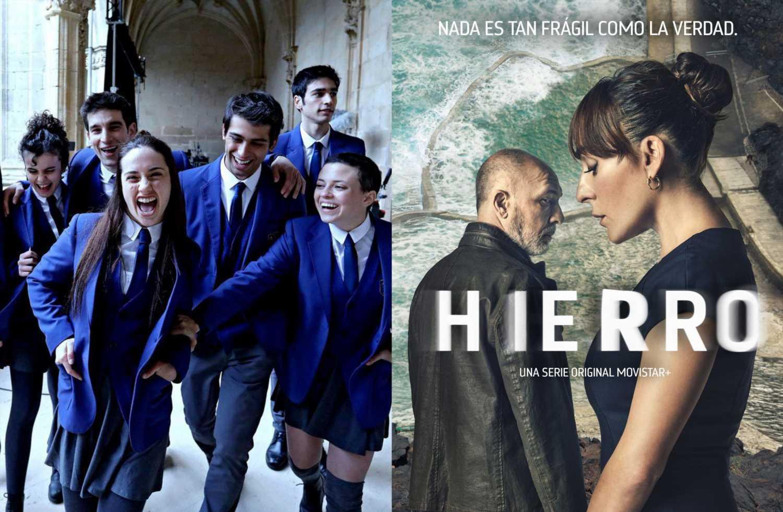 Las series de estreno de la semana en Netflix, Amazon y Movistar