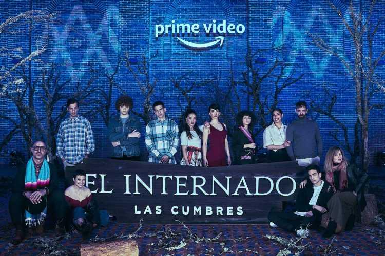 'El Internado: Las Cumbres' abre sus puertas en Amazon Prime Video