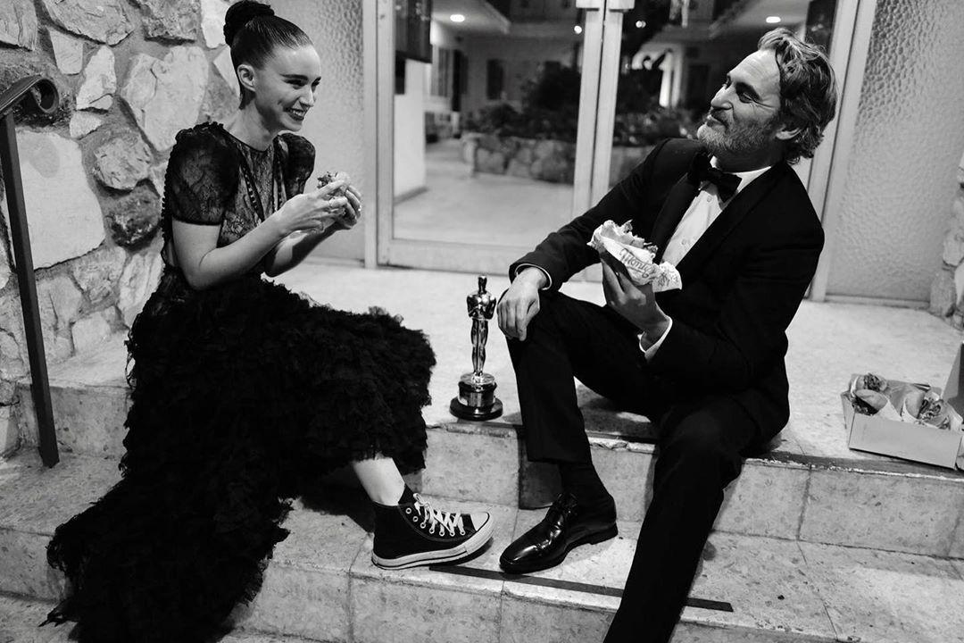 Las parejas de moda en el Hollywood de hoy