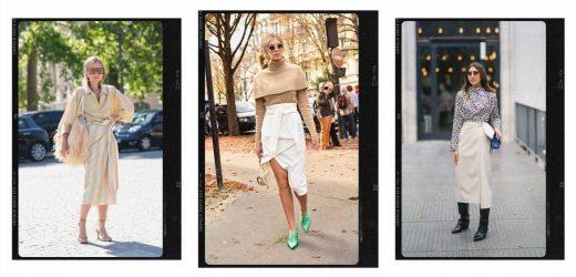 Faldas pareo con nudo: la falda más favorecedora – Falda cruzada