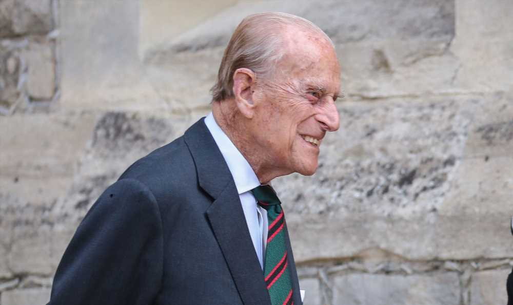 Felipe, duque de Edimburgo, ingresado en el hospital
