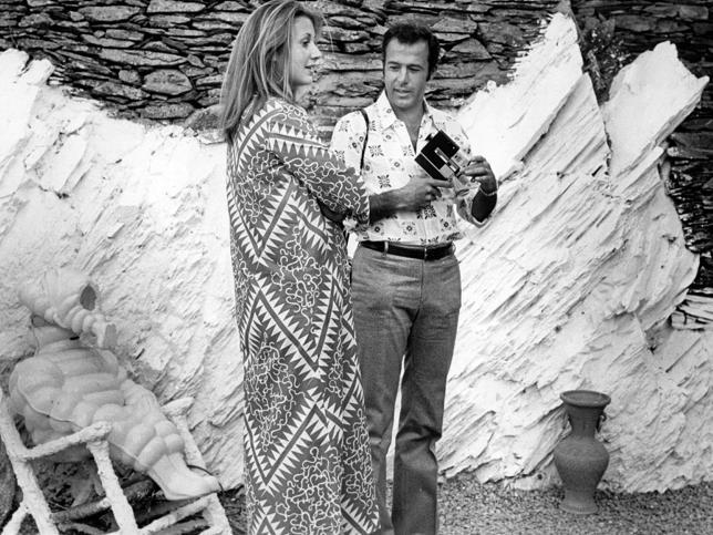 'It girl' en los 70, nietísima y duquesa de Franco, coleccionista de amantes y protagonista de miles de portadas y escándalos en la prensa del corazón: así cumple 70 años Carmen Martínez Bordiú