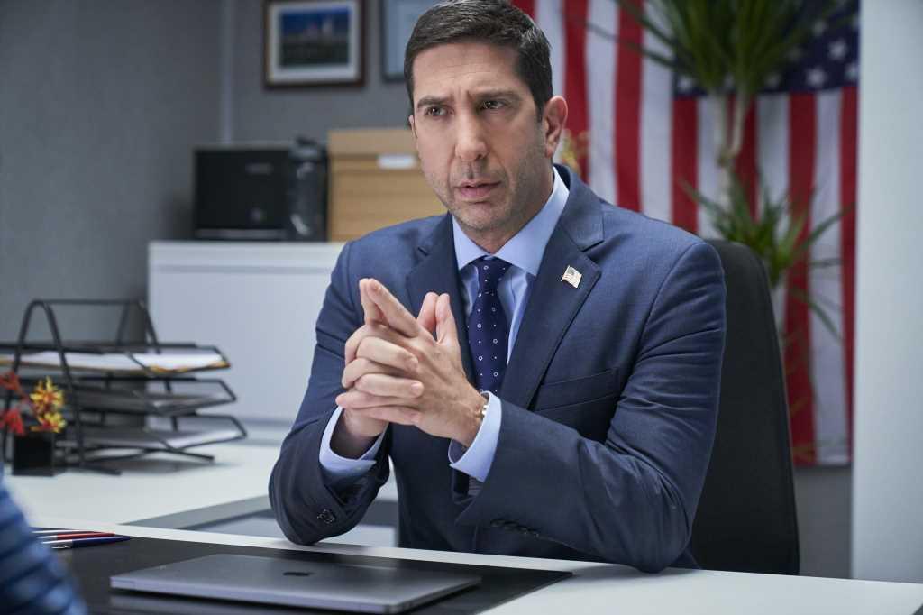 "David Schwimmer regresa a la comedia tras 'Friends': ""'Intelligence' es una serie muy original"""
