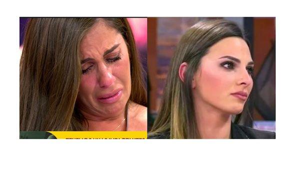 Sálvame: Irene Rosales interviene en directo en Sálvame muy enfadada con Anabel Pantoja
